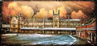 Shrewsbury Railway Station and the ghost from Platform Three
