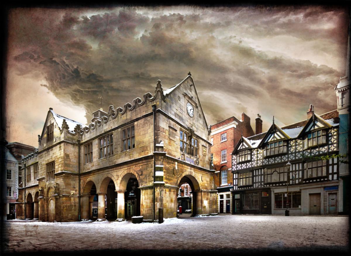Shrewsbury Old Market Hall