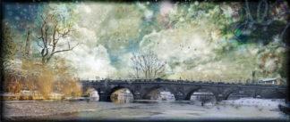 Shrewsbury the English Bridge no hanging man
