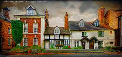 Bridgnorth Richard Baxters house