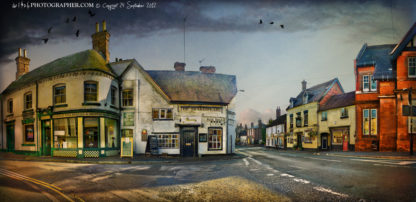 Bridgnorth Shakespeare Pub