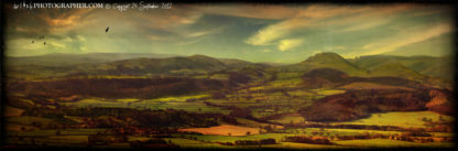 Caer Caradoc and the Nation of Hillforts