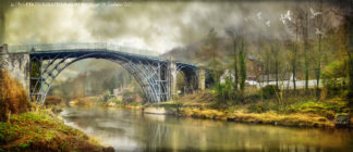 Ironbridge and the ghostly severn trow