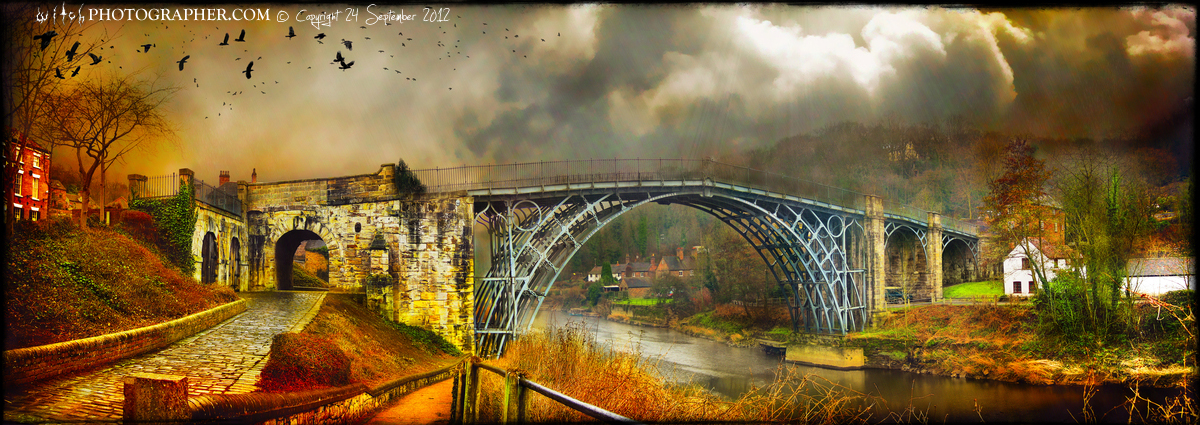 Ironbridge north west