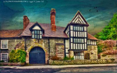 Much Wenlock Ashfield Hall